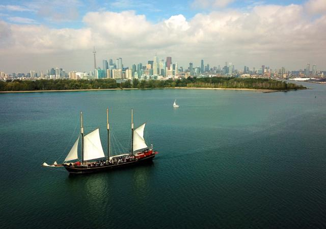 Photo of the Day, Toronto, skyline, Kajama