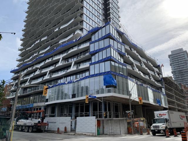 411 Church Street, CentreCourt Developments, IBI Group, Toronto