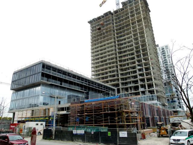 The Wyatt, Daniels Regent Park, KPMB, IBI Group, Toronto