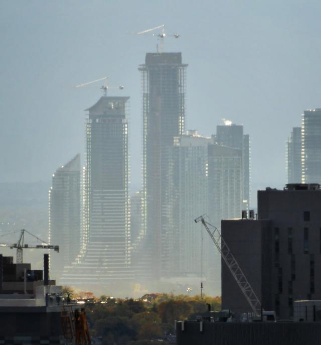Photo of the Day, Toronto, skyline, Humber Bay Shores
