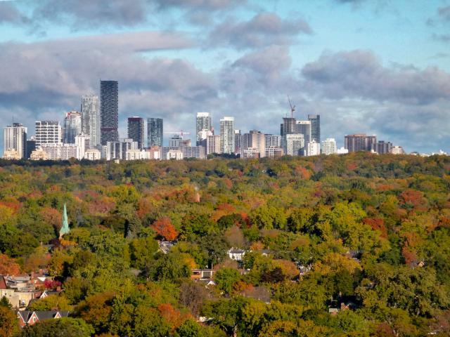 Photo of the Day, Toronto, Midtown, skyline