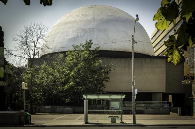 University of Toronto, planetarium, 50 St. George, Toronto