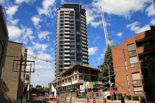 Throwback Thursday, The Yorkville Condominiums, Wallman, Lifetime, Toronto