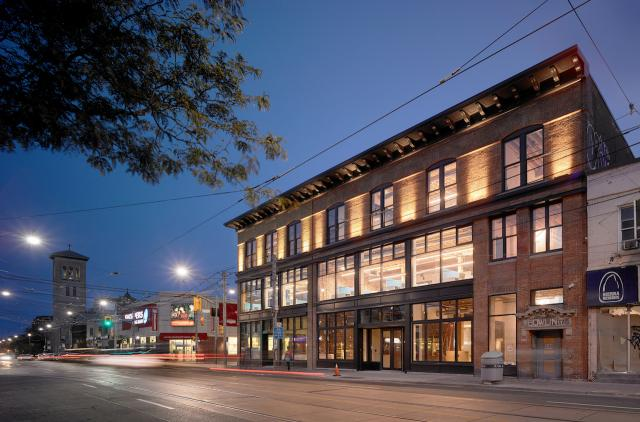 The WE Global Learning Centre, image courtesy of Heritage Toronto