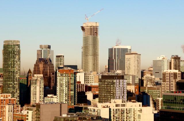 Photo of the Day, Toronto, skyline, Massey Tower, MOD