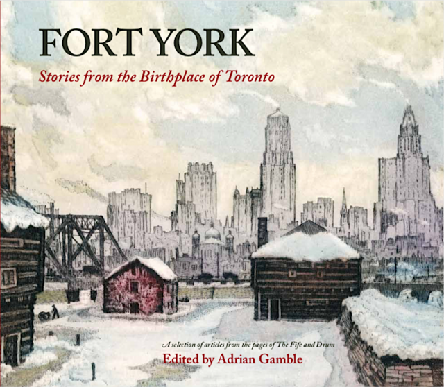 Stories from the Birthplace of Toronto, Edited by Adrian Gamble, Book