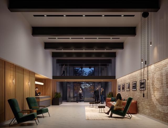 Stockyards District Residences, Toronto, designed by Graziani+Corazza Architects