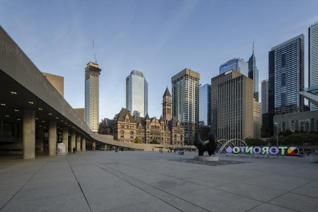 Photo of the Day, Toronto, skyline, Massey Tower, MOD