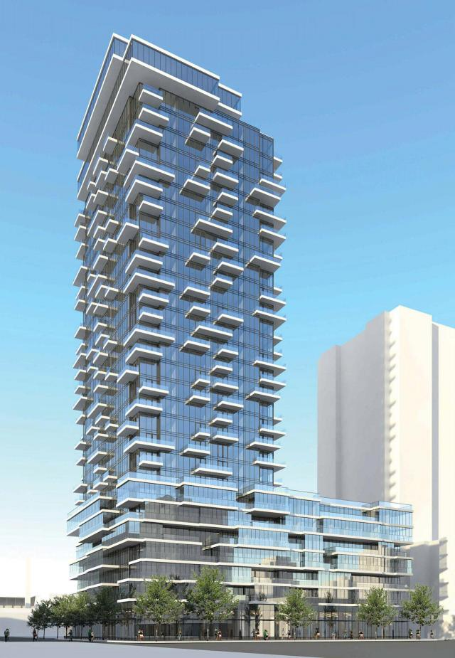 88 North, St Thomas Developments, IBI Group, Toronto