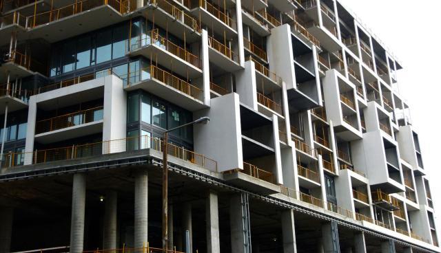 Art Shoppe Condos, Freed, Capital Developments, architectsAlliance, Toronto