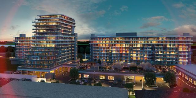 Waterview Condominiums, LJM Developments, Icon Architects, Grimsby