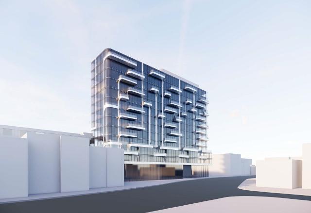 328 Dupont Street, Freed, Teeple Architects, Toronto
