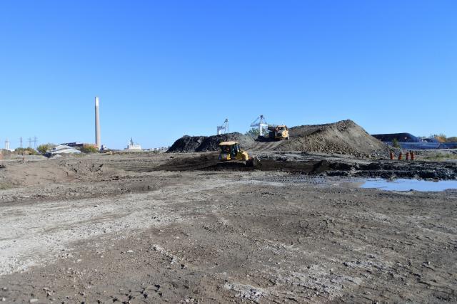 Don Mouth Naturalization and Port Lands Flood Protection Project, Toronto