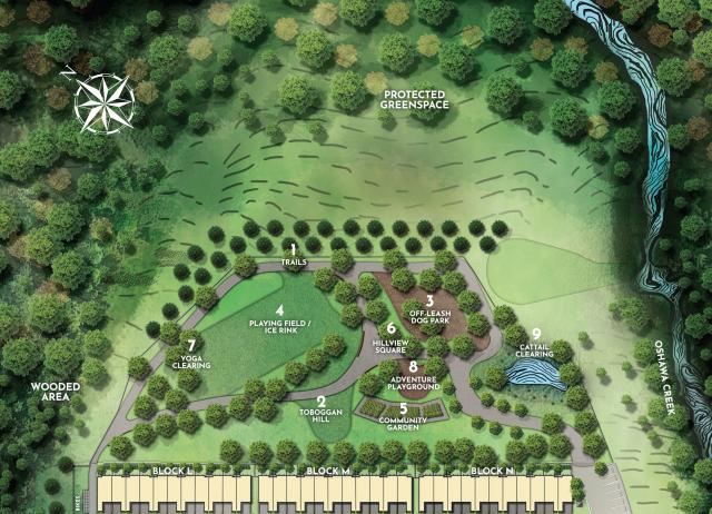 Ironwood Towns, Podium Developments, Building Capital, Icon, Oshawa