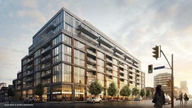 J. Davis House, Mattamy, Biddington, Graziani + Corazza, Toronto