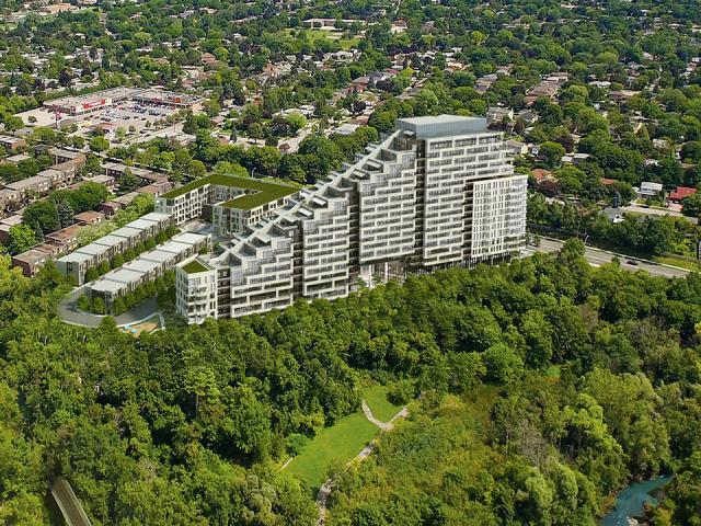 Scala, Tridel, Wallman Architects, Toronto