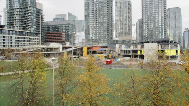 Canoe Landing Centre, CityPlace, ZAS Architects, Planning Partnership, Toronto