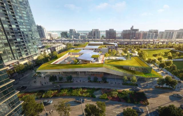 Canoe Landing Centre, CityPlace, ZAS Architects, Planning Partnership, Toronto