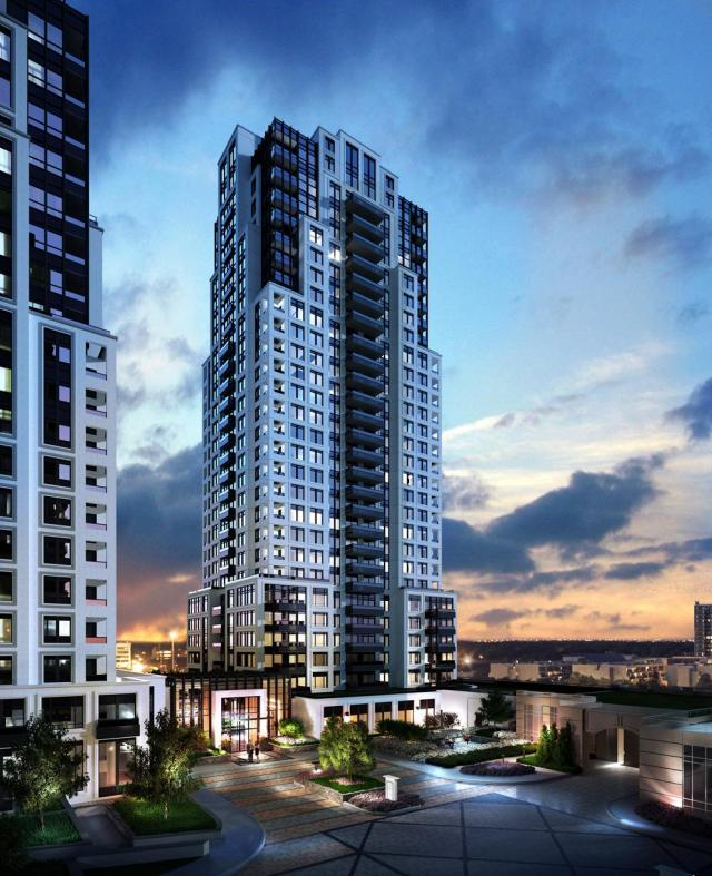 Evermore at West Village, Tridel, Toronto
