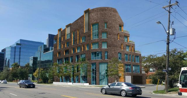 180 Sheppard, Marpake Holdings, HOK Architects