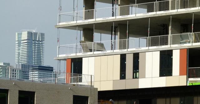 Block 17N, Regent Park, TCHC, Wallman Architects, Toronto