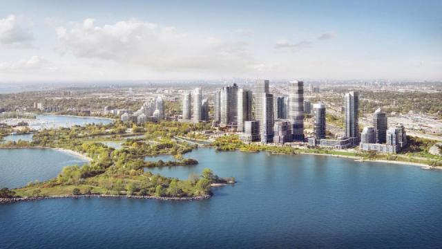 Vita, Vita Two on The Lake, Mattamy, Biddington, Graziani + Corazza Architects