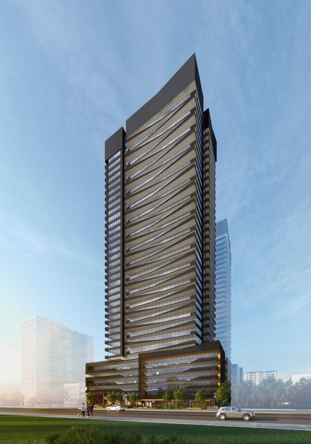 Line 5 Condos, Reserve Properties, Westdale, IBI Group, U31, Toronto
