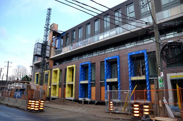 90 Niagara, Fieldgate Urban, Giannone Petricone Associates, Toronto