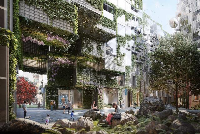 Danish Architecture, Toronto