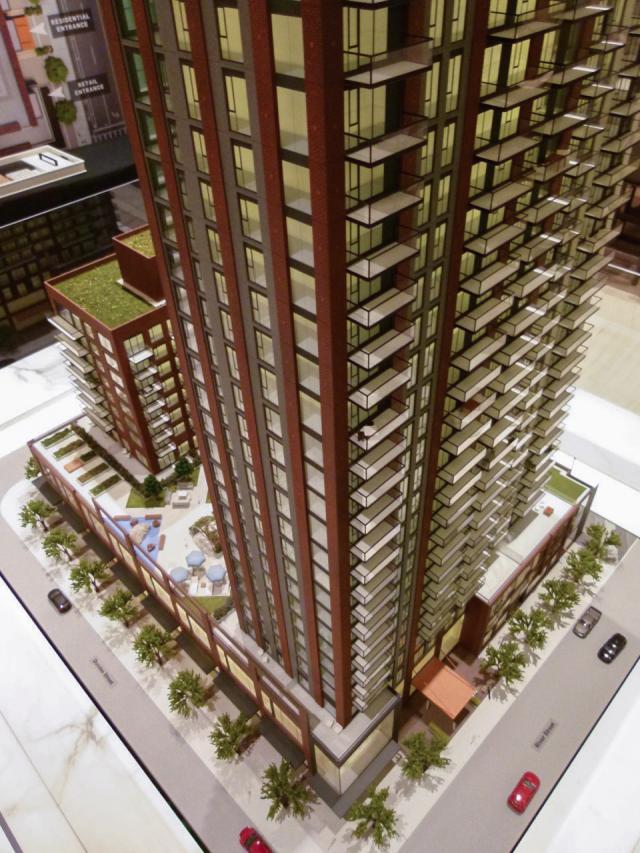 Artworks Tower, The Daniels Corporation, Quadrangle, Toronto