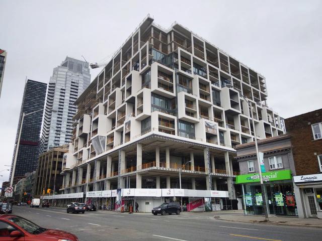 Throwback Thursday, Art Shoppe Condos, Freed, architectsAlliance, Toronto