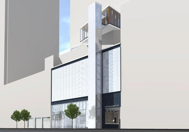 2 Bloor East, architectsAlliance, Larco Hospitality Inc., Toronto
