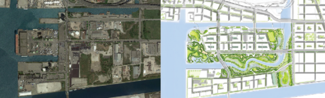 Waterfront Toronto, Port Lands Revitilization