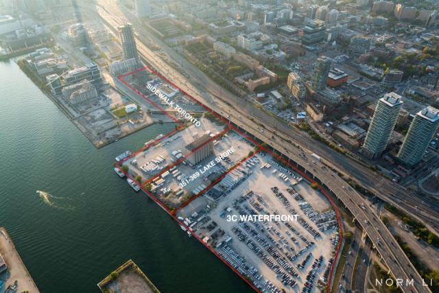 Sidewalk Labs, Waterfront Toronto, Quayside, Hines, Google