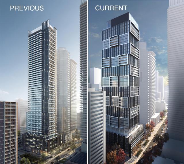 55 Charles East, MOD, architectsAlliance, Toronto