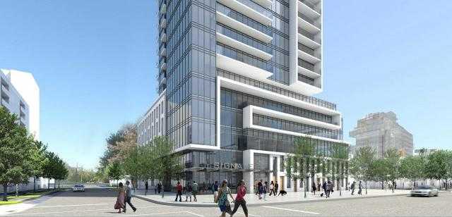 100 Broadway, Cromwell, IBI Group, Toronto