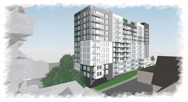 The old design of 50 Broadway, image courtesy of Frastell Property Management