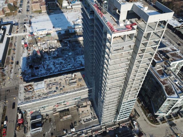 The Wyatt, The Daniels Corporation, KPMB, IBI Group, Toronto