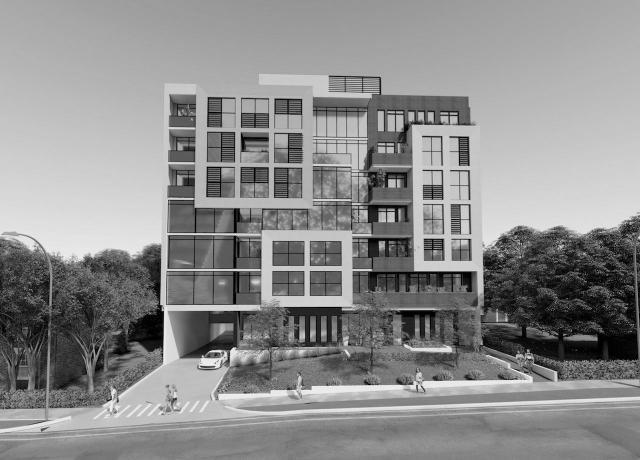 Nahid on Sheppard, Options Development, Toronto