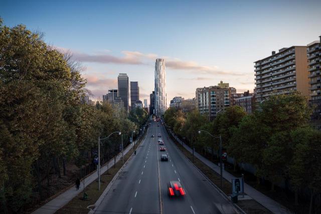 One Delisle, Studio Gang, WZMH Architects, Slate Asset Management, Toronto