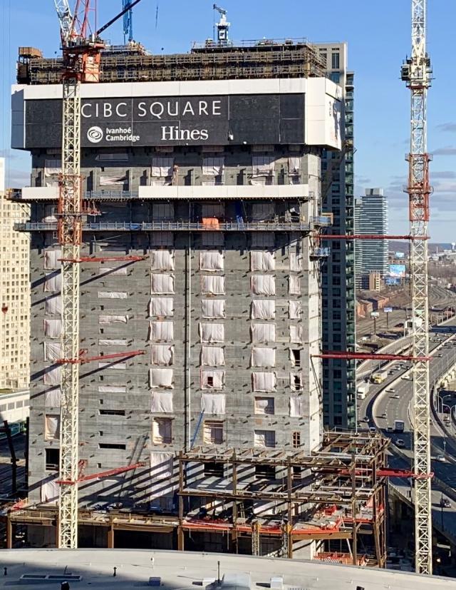 CIBC Square, Toronto, Ivanhoé Cambridge, Hines, WilkinsonEyre, Adamson