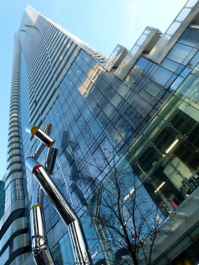 Photo of the Day, Toronto, One Bloor East, Great Gulf, Hariri Pontarini