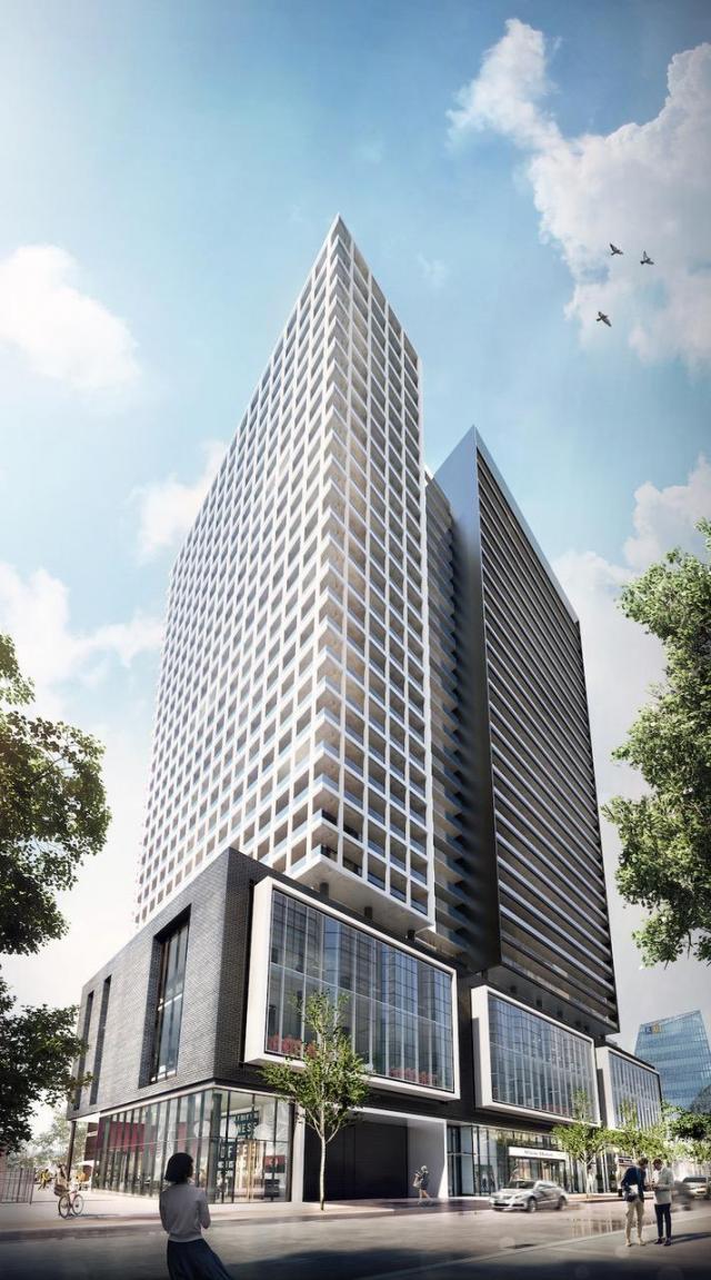 Panda Condominiums, Lifetime Developments, Turner Fleischer, Toronto