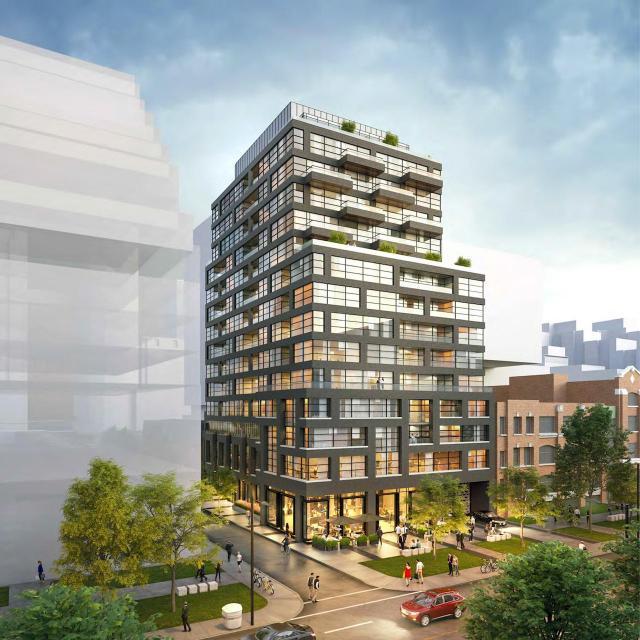 485 Wellington West, Toronto, Lifetime, Wallman