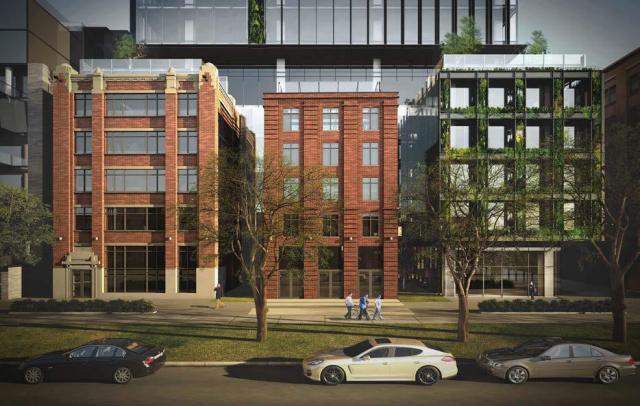 474 Wellington, architectsAlliance, ERA, Hullmark, Doubledown, Toronto