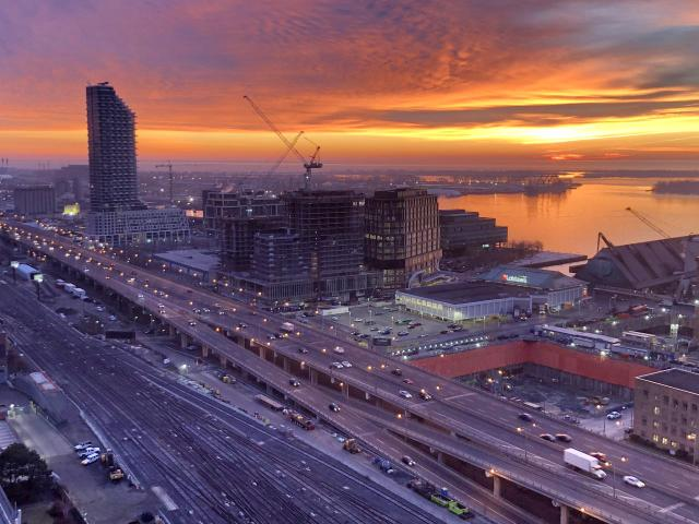 Photo of the Day, Toronto, sunrise