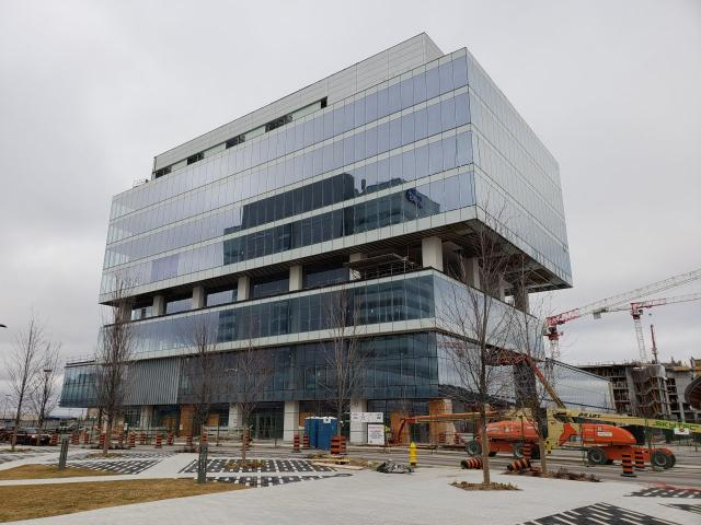 Vaughan Centre PwC Tower/YMCA/Library, Diamond Schmitt, SmartCentres, SmartREIT