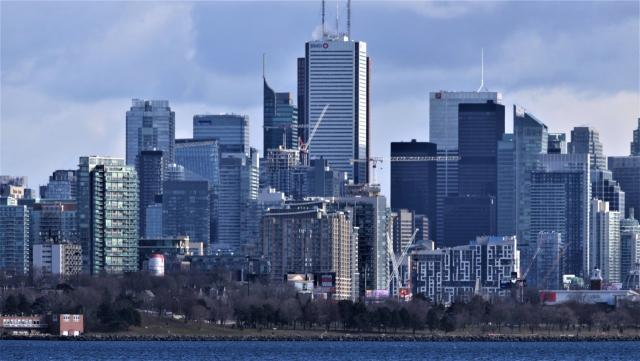 Photo of the Day, Toronto skyline, Downtown