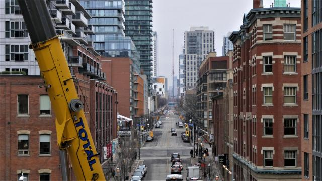 Photo of the Day, Toronto, Church Street