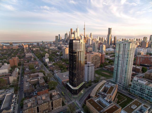 159SW Condos, Toronto, Alterra Group, Richmond Architects